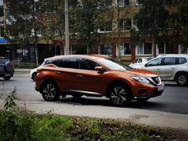 Nissan Murano 2016 отзыв автора | Дата публикации 04.10.2016.