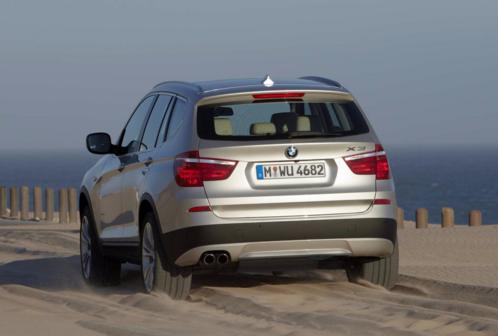 BMW X3 2010 - отзыв владельца
