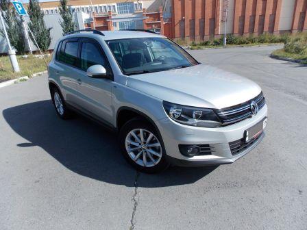 Volkswagen Tiguan 2016 - отзыв владельца