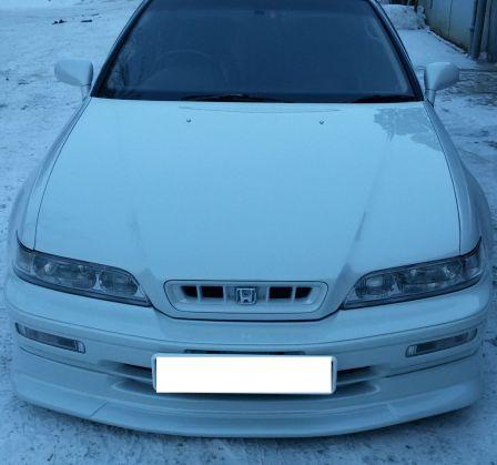 Honda Legend 1996 - отзыв владельца