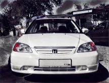 Honda Civic Ferio 2003 отзыв владельца | Дата публикации: 26.06.2017