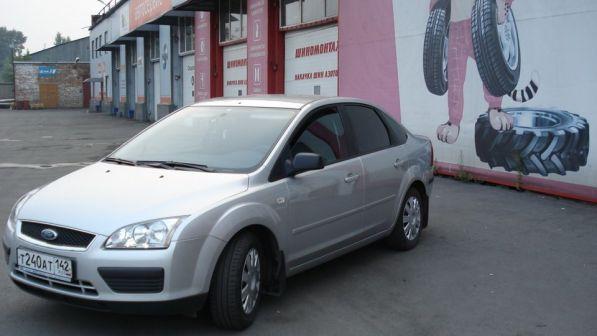 Ford Focus 2006 - отзыв владельца