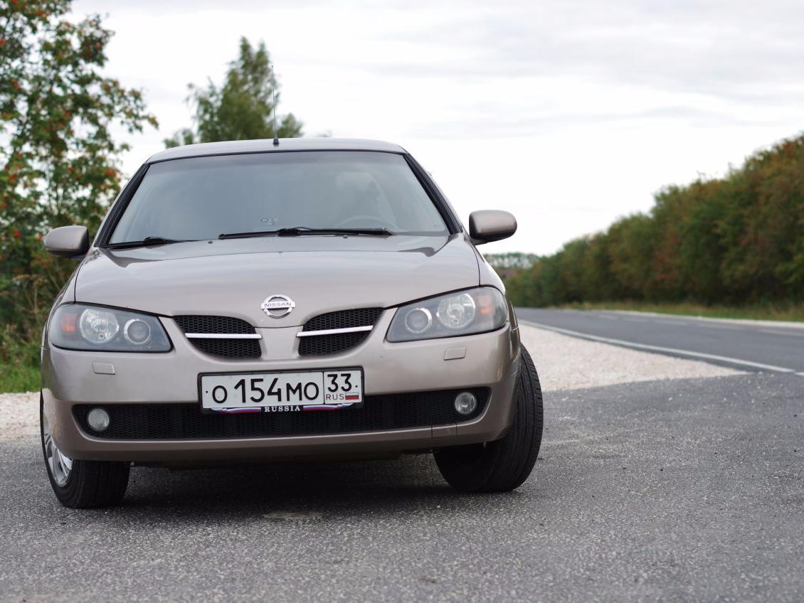 мой Nissan4ик:)