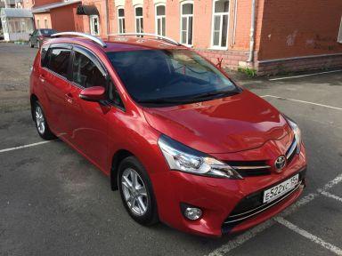 Toyota Verso 2013 отзыв автора | Дата публикации 02.09.2017.