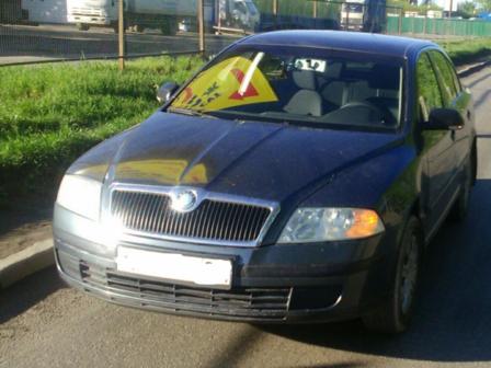 Skoda Octavia 2005 - отзыв владельца