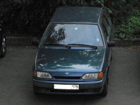 Лада 2114 Самара 2005 - отзыв владельца