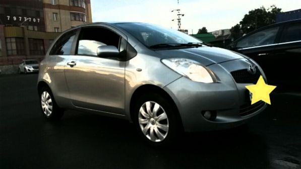 Toyota Yaris  - отзыв владельца