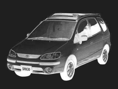 Corolla Spacio 1997 отзыв автора | Дата публикации 06.09.2017.