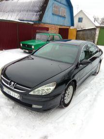 Peugeot 607, 2004