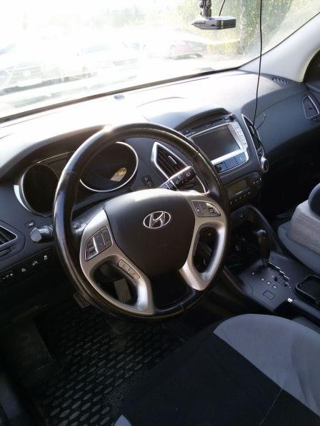 Hyundai ix35 2013 - отзыв владельца