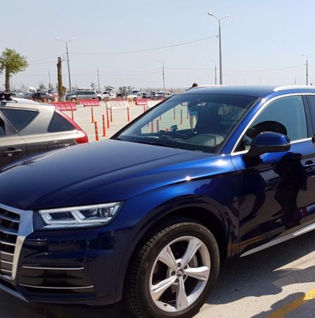 Audi Q5 2017 - отзыв владельца