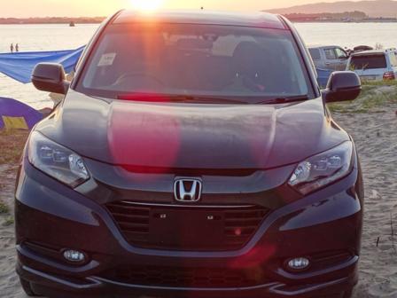 Honda Vezel 2014 - отзыв владельца