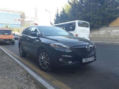 Mazda CX-9, 2015