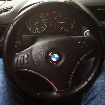 BMW X1 2012 - отзыв владельца