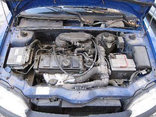 Peugeot 106 1996 - отзыв владельца