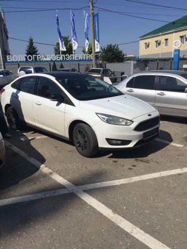 Ford Focus 2017 отзыв автора | Дата публикации 11.09.2017.