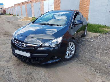 Opel Astra GTC 2012 отзыв автора | Дата публикации 18.06.2018.