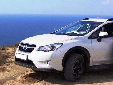 Subaru XV 2013 отзыв автора | Дата публикации 11.09.2017.