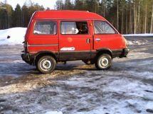 Subaru Libero, 1991