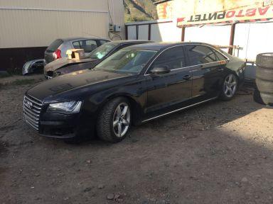 Audi A8, 2011
