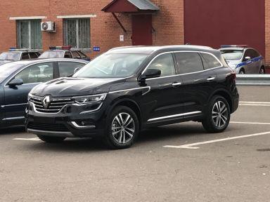 Renault Koleos 2017 отзыв автора | Дата публикации 19.09.2017.