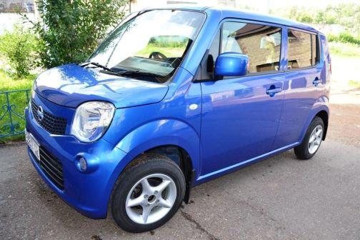 Nissan Moco 2012 - отзыв владельца