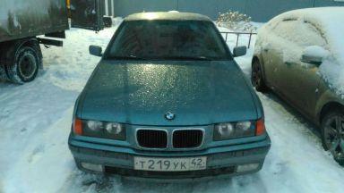 BMW 3-Series, 1997