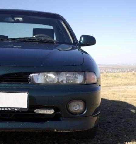 Mitsubishi Galant 1994 - отзыв владельца