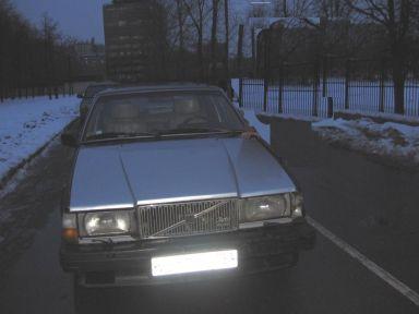 Volvo 760, 1983