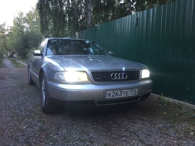 Audi A8 1995 отзыв автора | Дата публикации 23.09.2017.