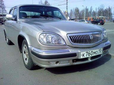 ГАЗ 31105 Волга 2007 отзыв автора | Дата публикации 23.09.2017.