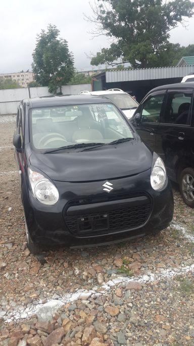 Suzuki Alto, 2011