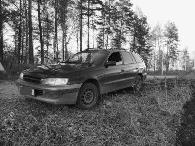 Toyota Caldina 1997 отзыв автора | Дата публикации 28.09.2017.