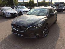 Mazda Mazda6 2017 отзыв автора | Дата публикации 28.09.2017.