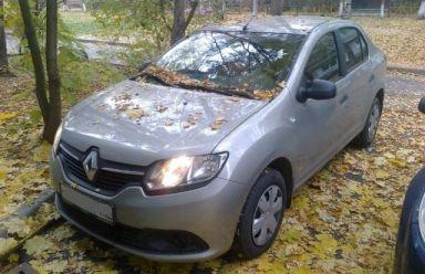 Renault Logan 2014 отзыв автора | Дата публикации 29.09.2017.