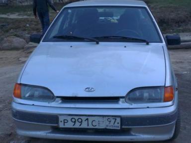 Лада 2114 Самара, 2004
