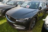 Mazda CX-5. MACHINE GRAY (ТЕМНО-СЕРЫЙ) (46G)