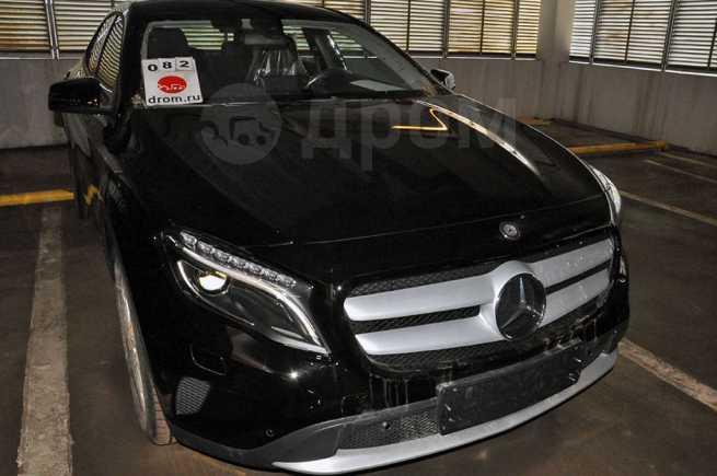 Mercedes-Benz GLA-Class, 2017 год, 2 300 000 руб.