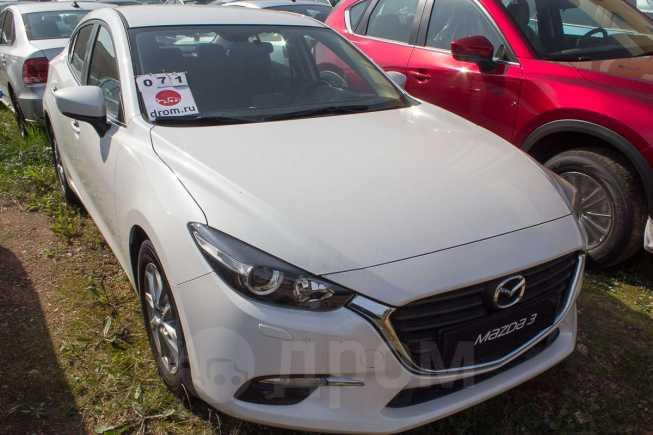 Mazda Mazda3, 2018 год, 1 374 800 руб.