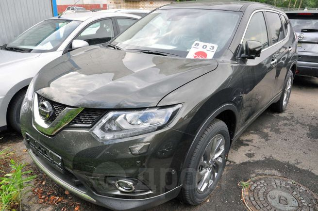 Nissan X-Trail, 2018 год, 1 956 000 руб.