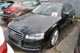 Audi A8. ЧЕРНЫЙ МЕТАЛЛИК (MYTHOS BLACK) (0E0E)