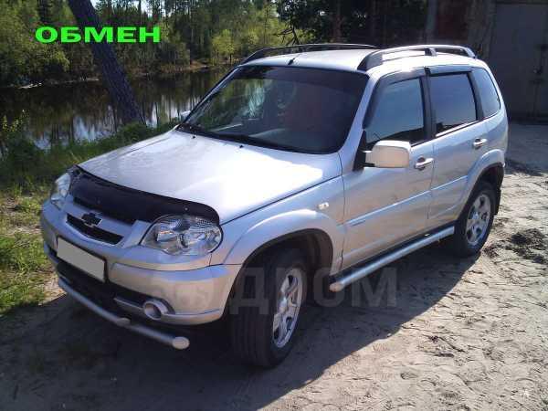 Chevrolet Niva, 2010 год, 440 000 руб.