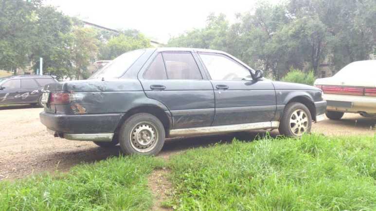 Nissan Sunny, 1991 год, 35 000 руб.