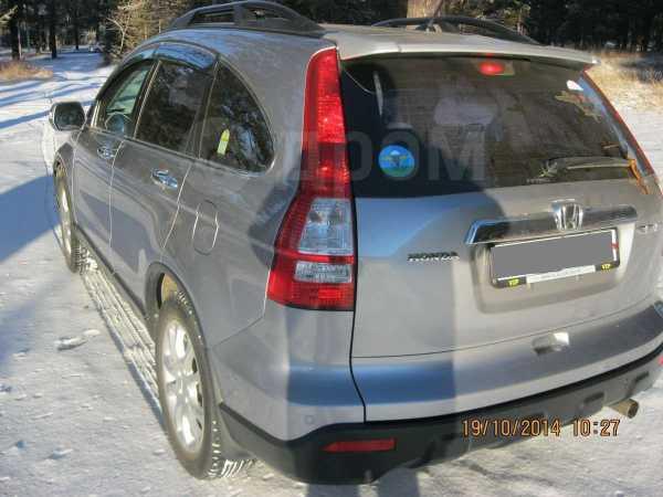 Honda CR-V, 2008 год, 930 000 руб.