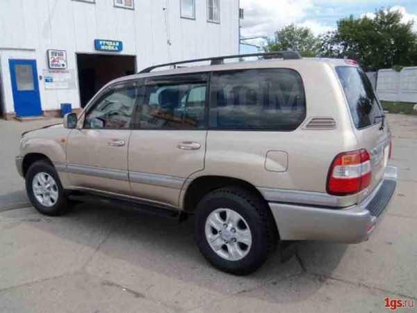 Toyota Land Cruiser, 2005 год, 1 400 000 руб.