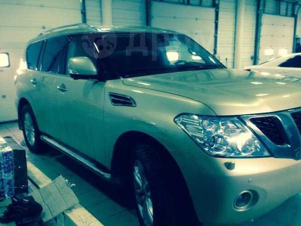 Nissan Patrol, 2011 год, 1 820 000 руб.