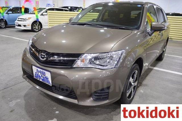 Toyota Corolla Fielder, 2012 год, 620 000 руб.