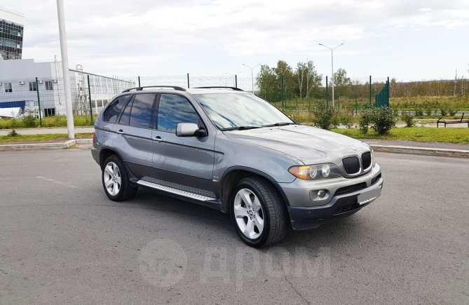 BMW X5, 2004 год, 599 999 руб.