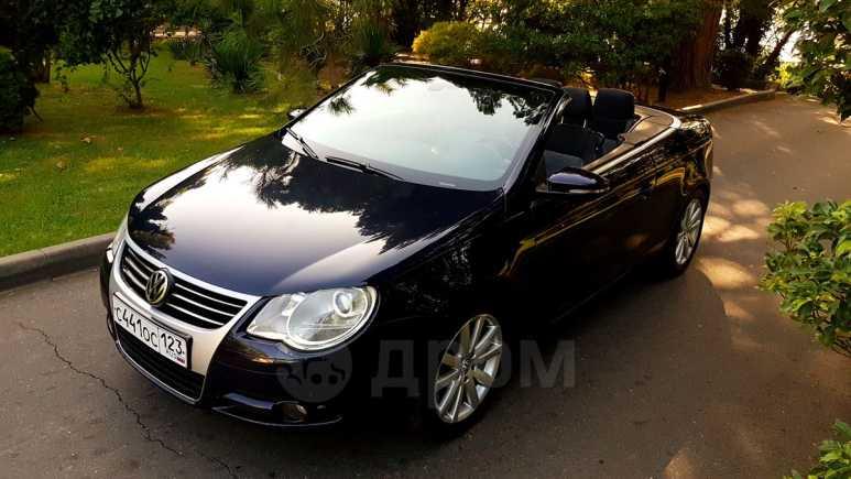 Volkswagen Eos, 2009 год, 570 000 руб.