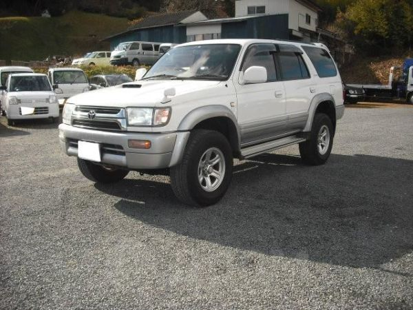 Toyota Hilux Surf, 1998 год, 315 000 руб.